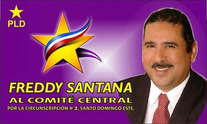 Freddy Santana al C.C. Circuns. 2 Sto Dgo. Este