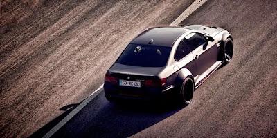 Bmw M3 Black