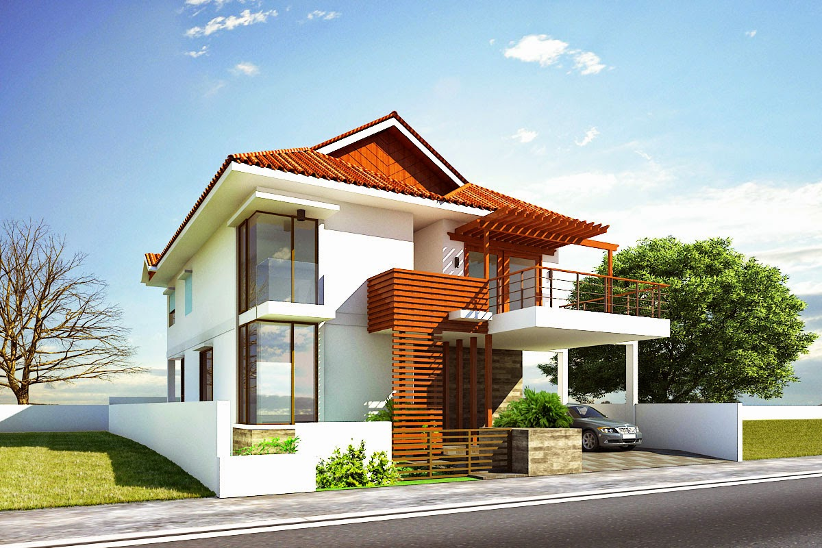 Are you looking for Model Rumah Modern Sederhana Contoh Model Rumah Modern Sederhana