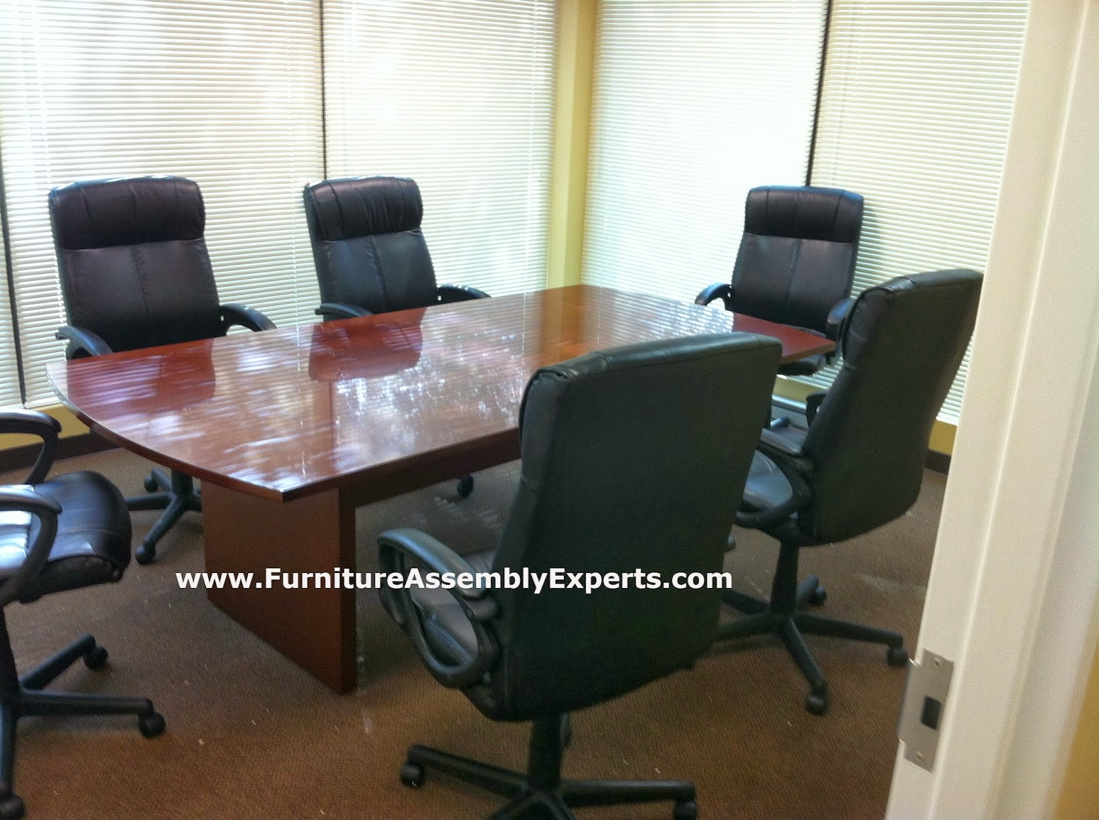Office Furniture Installation Dc Desks Chairs Bookcases