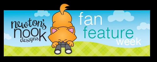 Newton's Nook Designs - Fan Feature Week #newtonsnook