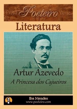 A Princesa dos Cajueiros, de Artur Azevedo gratis em PDF