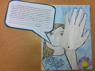 beginning of year project, teachinginroom6.blogspot.com