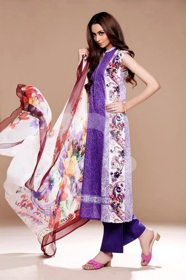 Nishat Linen Summer Lawn Suits