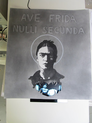 Ave Frida, Nulli Secunda