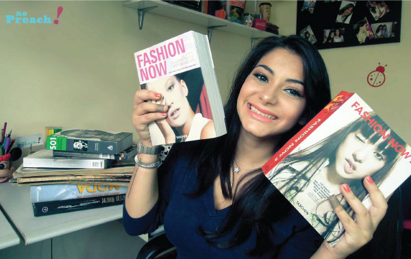 VIDEO: Livros e revistas de moda