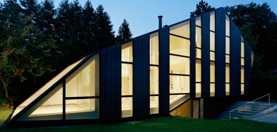 neocribs Modern German House Design House W Berlin Germany