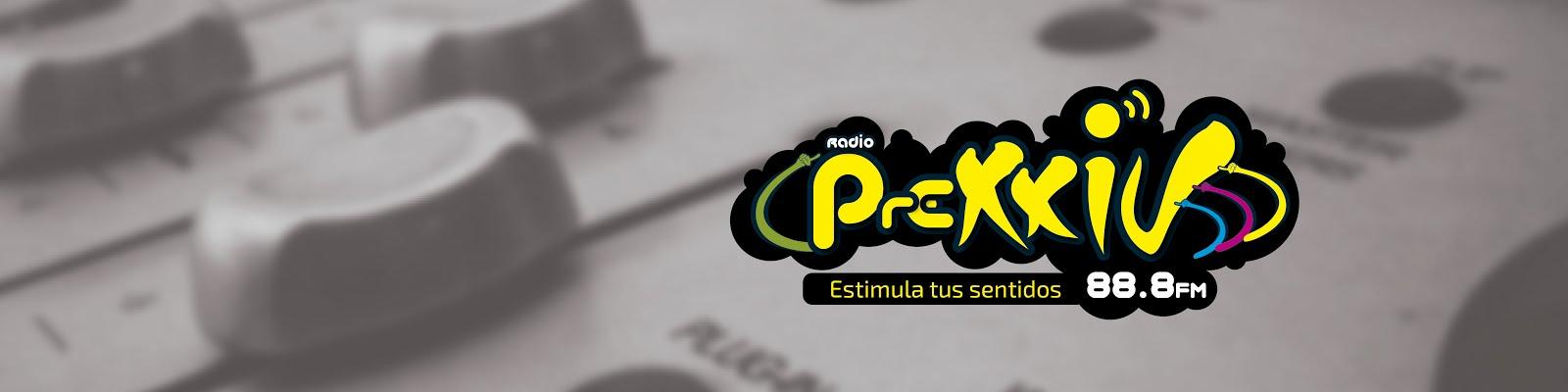 RADIO PREXXIV 88.8 FM