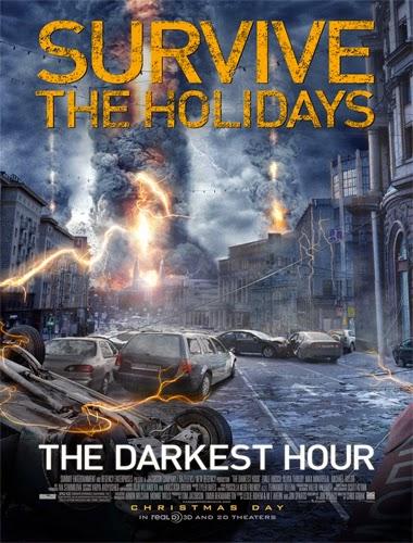 Ver La última noche de la humanidad (The Darkest Hour) (2011) Online