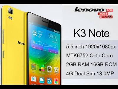 k3 note