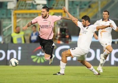 Palermo Lecce highlights sky