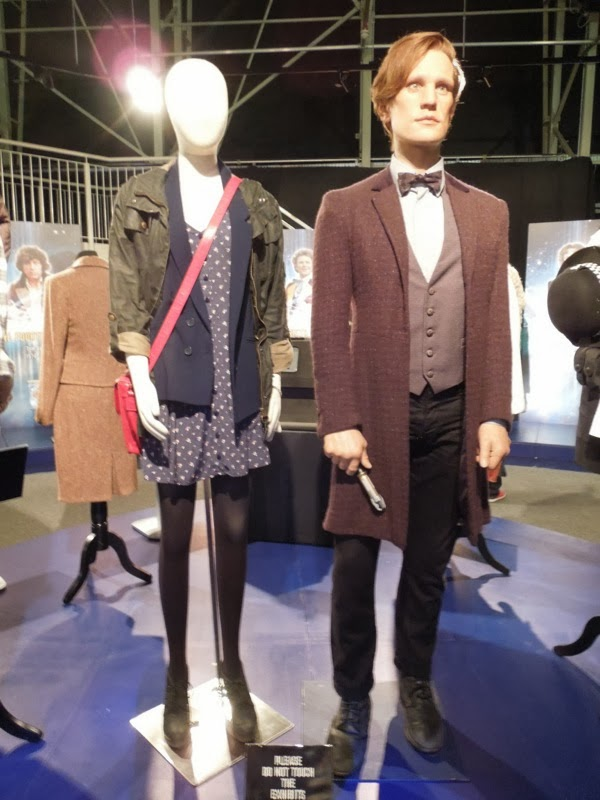 11th Doctor Who Clara Oswald costumes