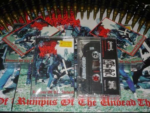 ABHORER''rumpus of the undead''