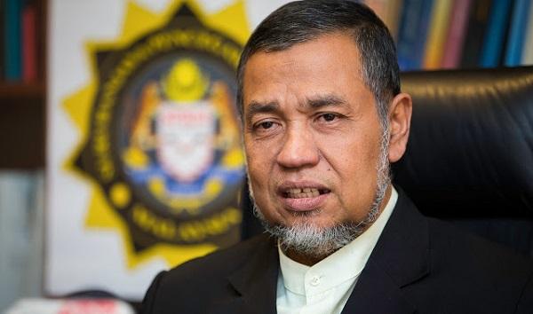 Datuk Seri Zakaria Jaffar