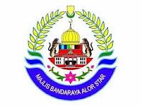 Jawatan Kerja Kosong Majlis Bandaraya Alor Star (MBAS) logo