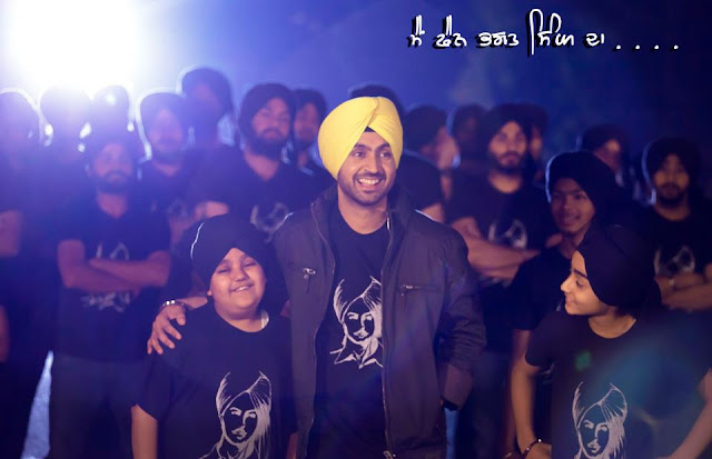 Mai Fan Bhagat Singh Da - Diljit Dosanjh New Song