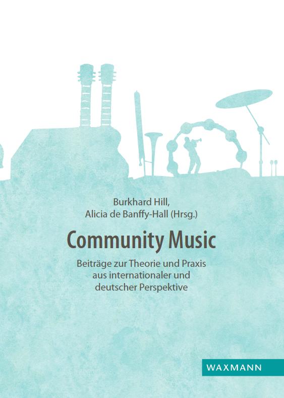 Erstes deutsches Buch über Community Music