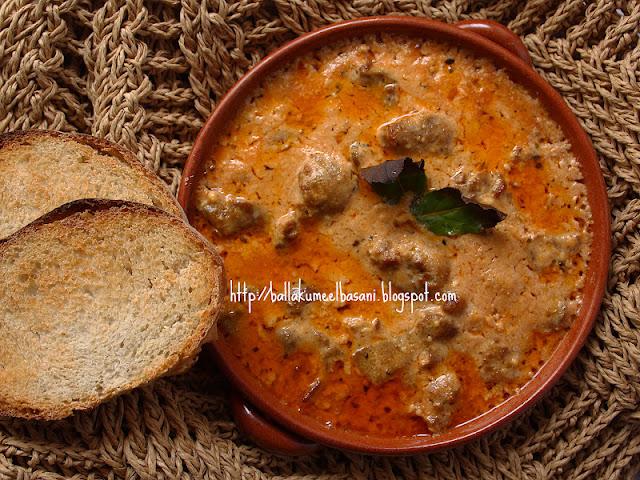 Fergese me melçi apo tave dheu - ricetta tradizionale albanese