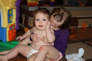 Norah 11 months!