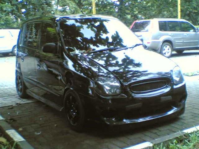 Foto Modifikasi Hyundai Atoz