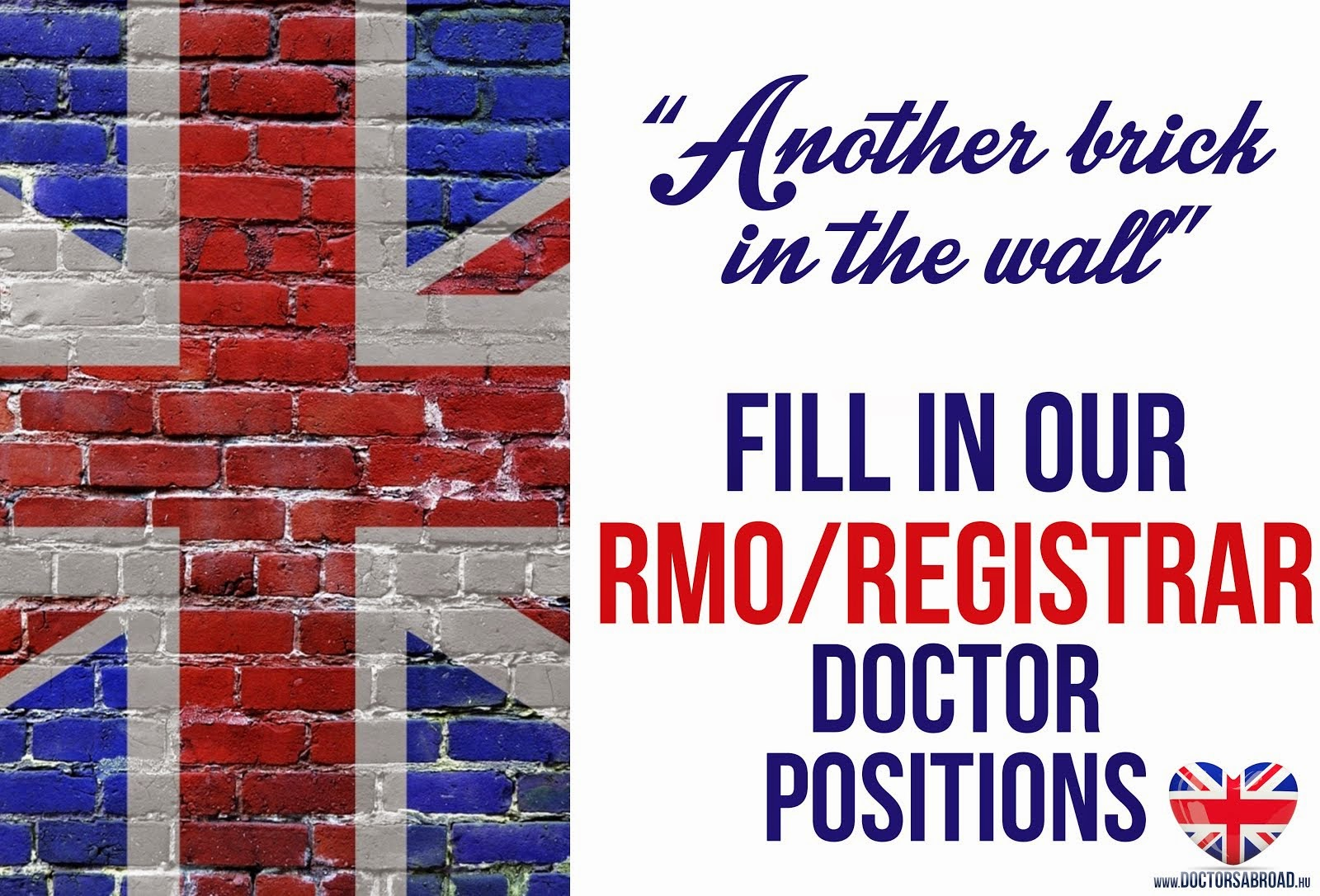 RMO JOBS UK
