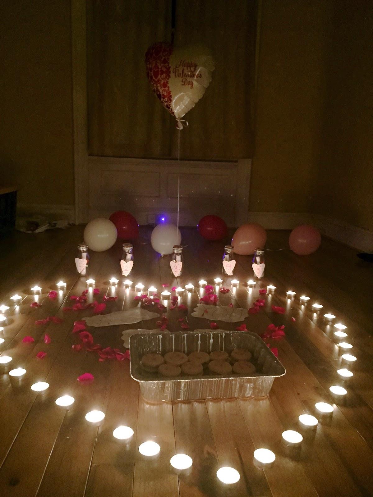 Diy Valentine S Day Surprise Memoirs Of A Prima Donna