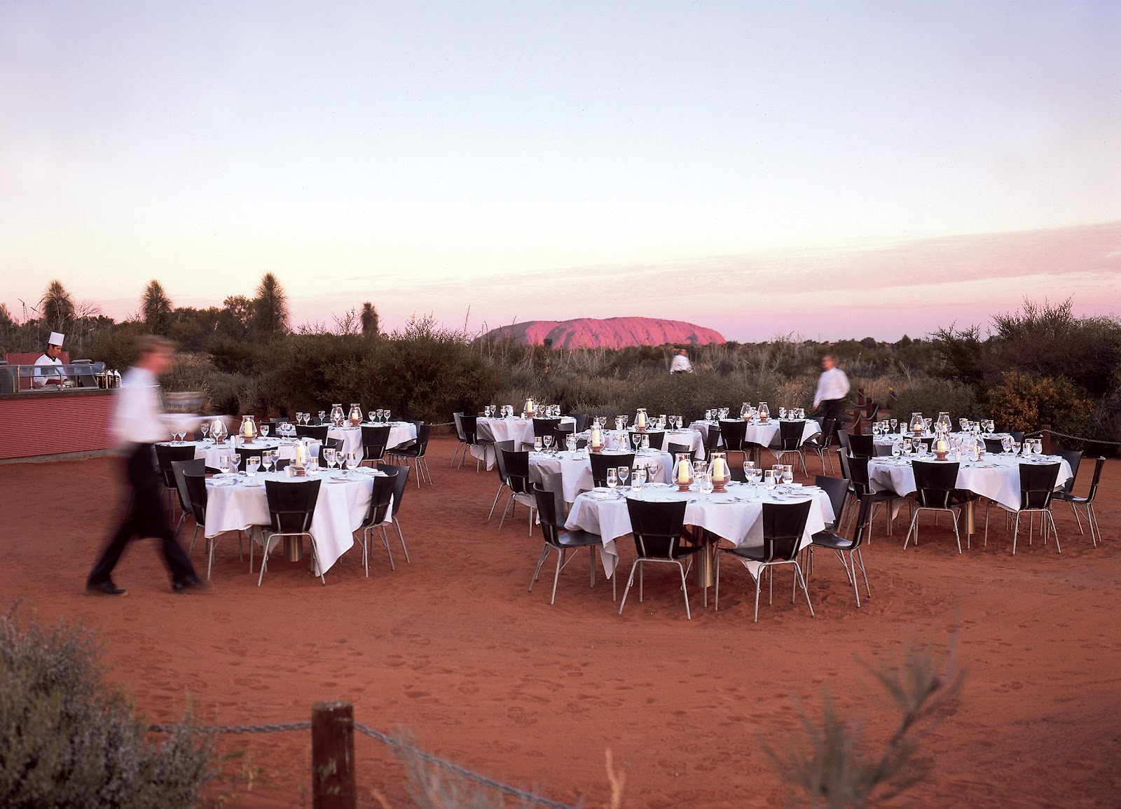 Sounds Of Silence, Uluru (Ayers Rock)