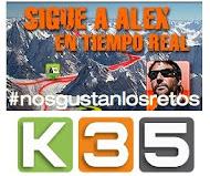 Sigue a Alex Txikon en tiempo real