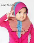 AISYAHSCARF FOR KIDS
