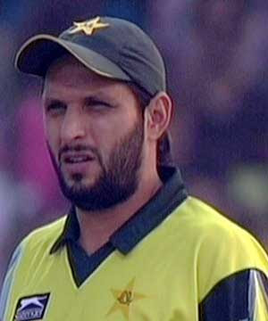 Boom Boom Shahid Afridi New Photos