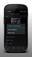 Download YouTube Video Downloader for Android Device