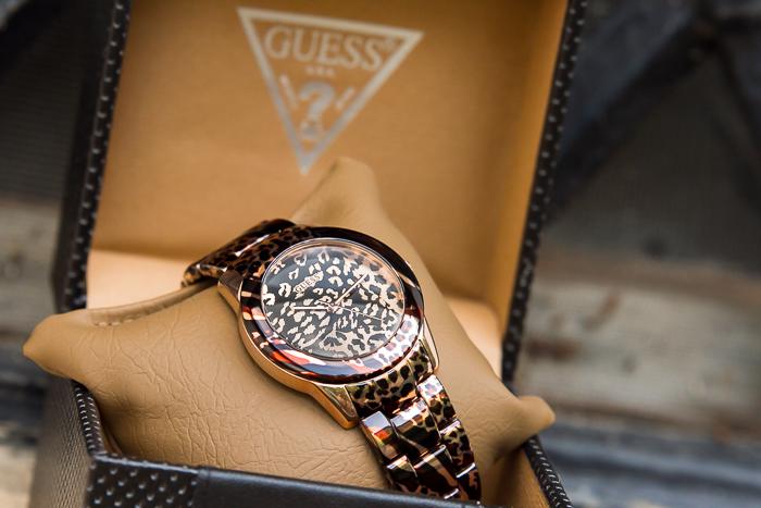 Tendencias en relojes Animal Print y Oro Rosa