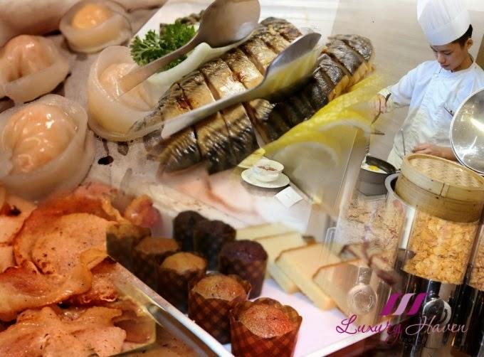 concorde hotel singapore premier lounge breakfast reviews