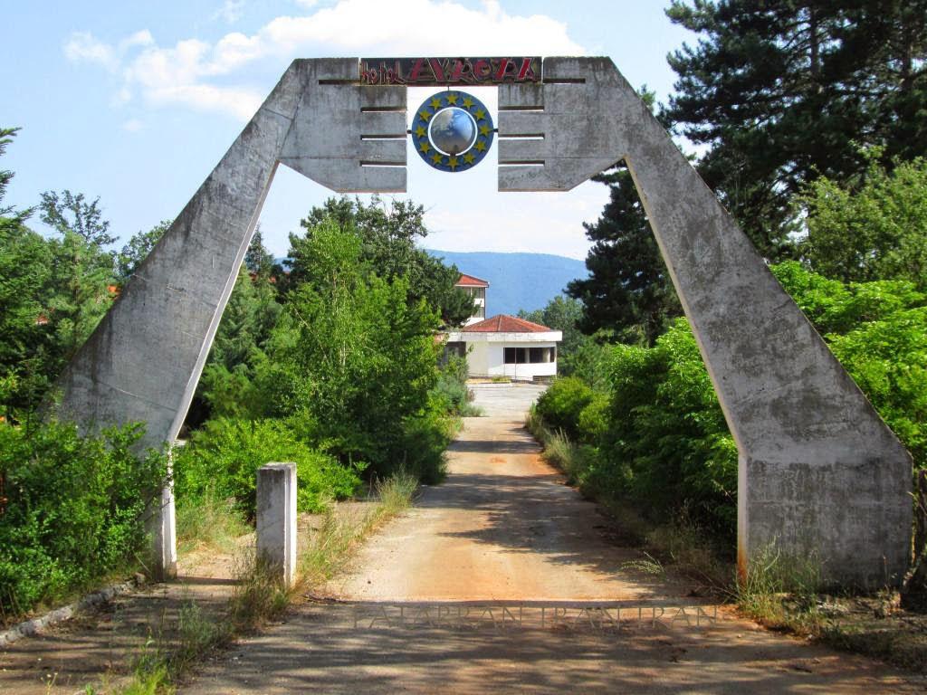 DRZ400. Los Balcanes Patarránicos.
