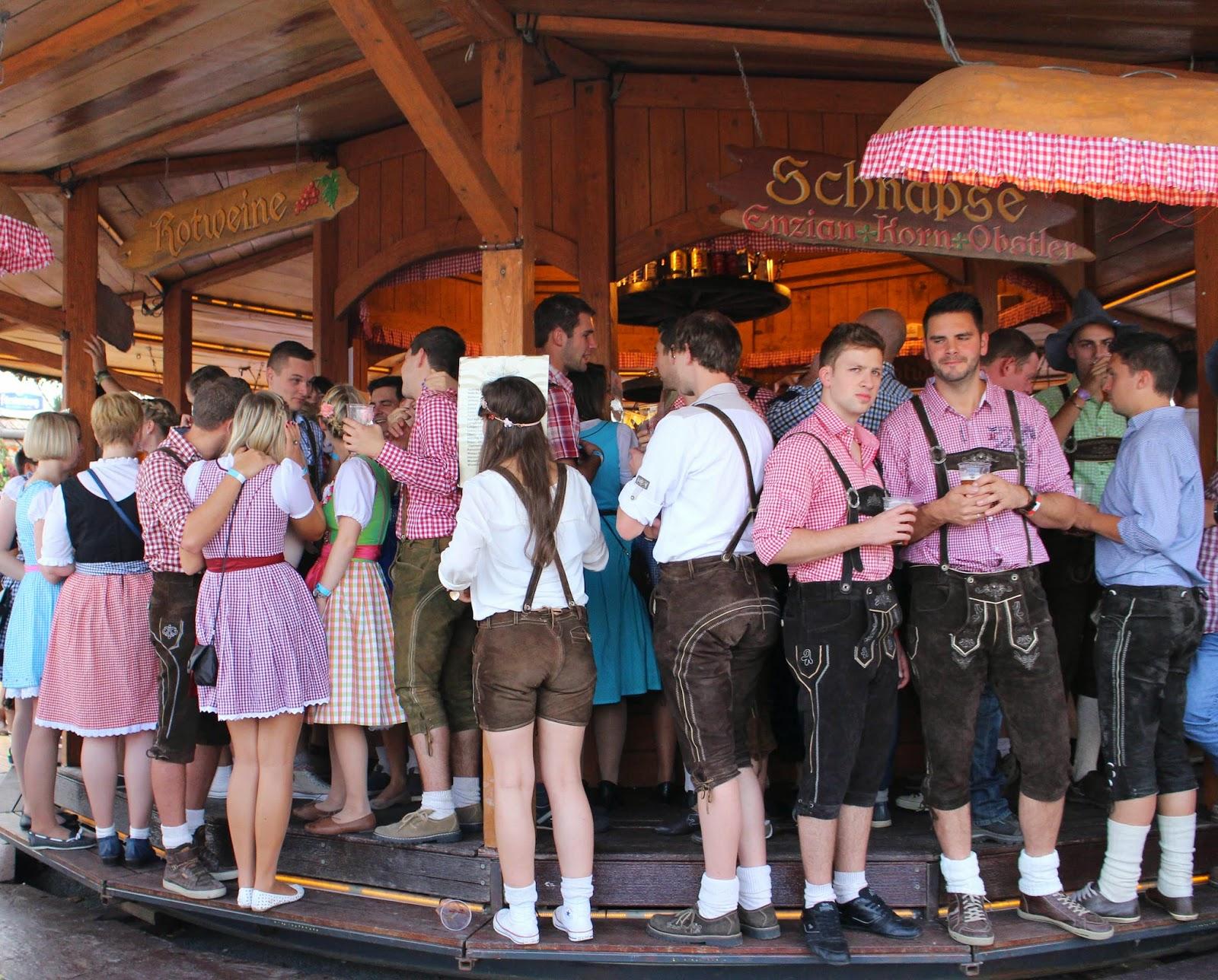 немецкий национальный праздник