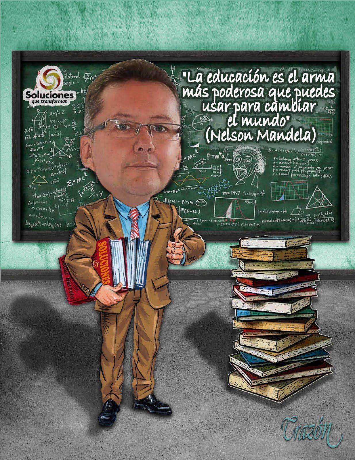 """JAIRO CARDONA Educación: """"Soluciones que Transforman"""""""