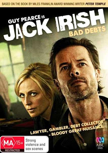 Jack Irish: Bad Debts (2012) Online Latino
