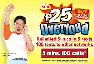 Unlimited Call and Text Promo