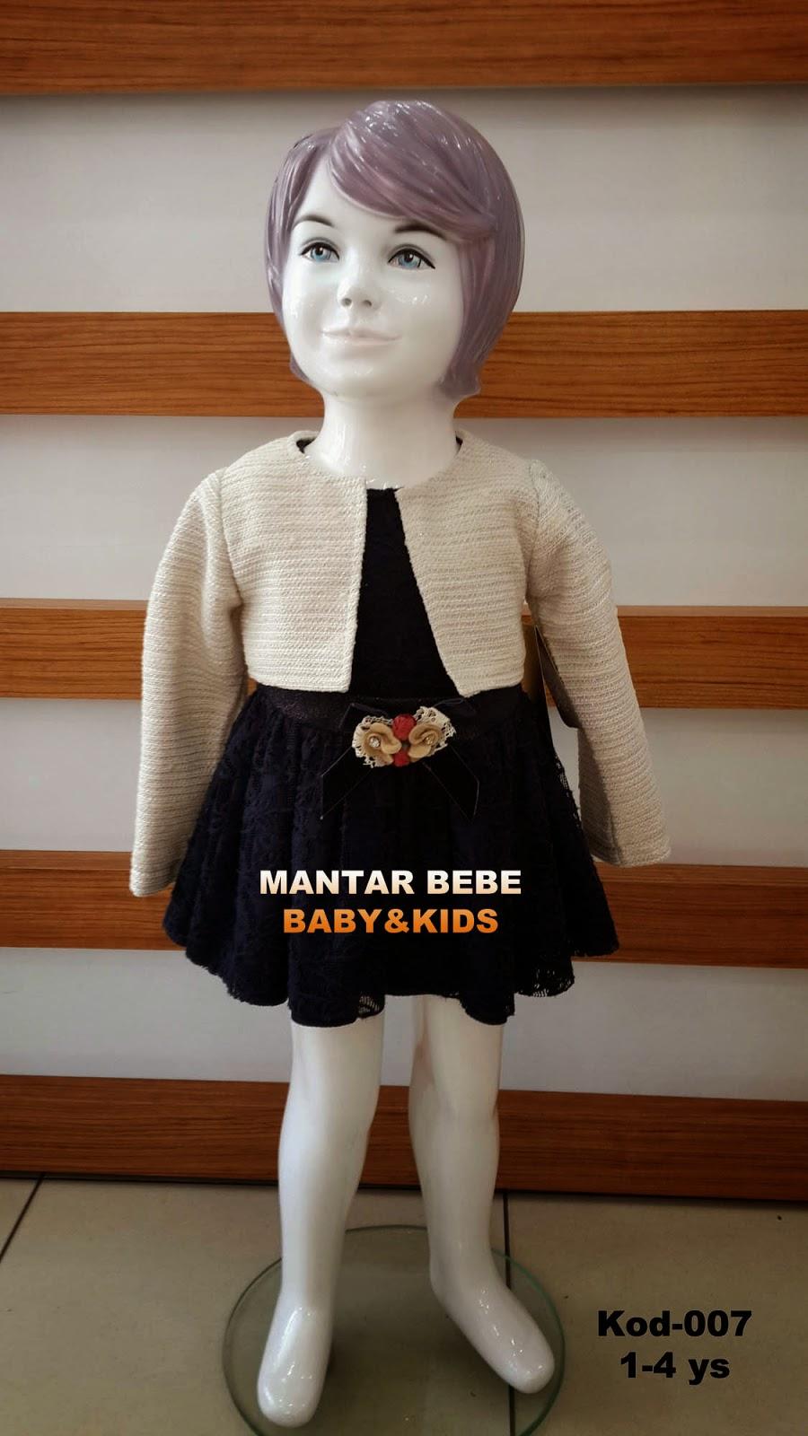 MANTAR BEBE ÇOCUK GİYİM - KOD007