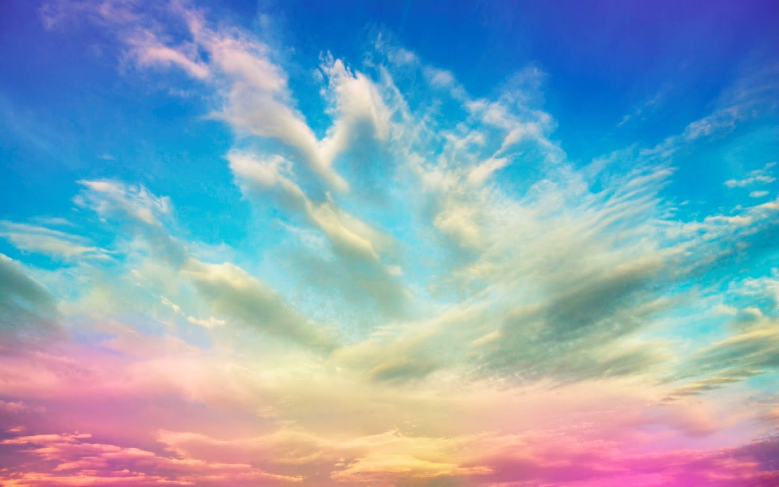 sky clouds wallpaper hd - photo #6