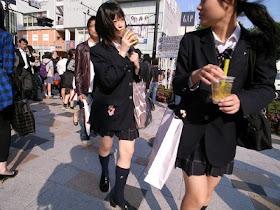 Foto-foto Seragam Pelajar Jepang Mulai Dari SD Sampai SMA