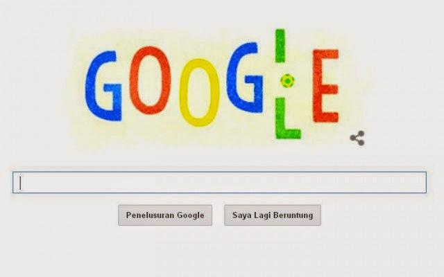 Trend 2014, menjadi Google Doodle Menyambut Tahun Baru