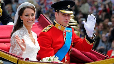 William and Kate, wedding