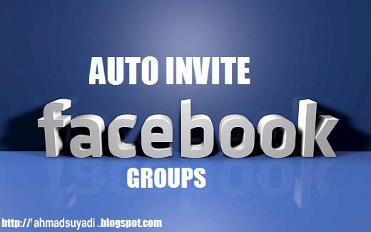 Cara Memasang Auto Invite Group Facebook
