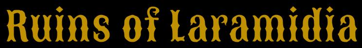 Ruins of Laramidia