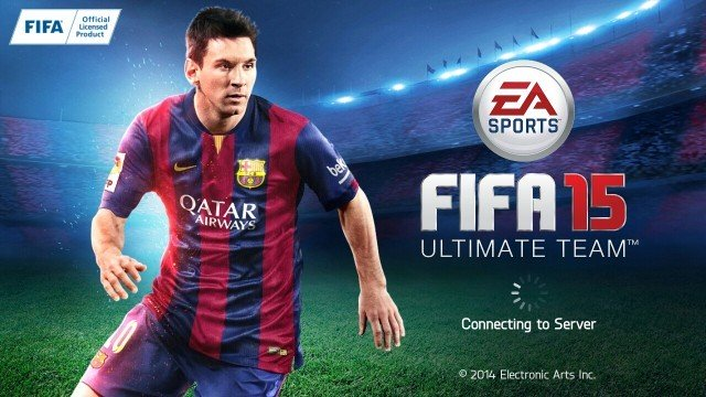 fifa 15 game free  for android