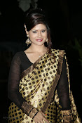 Anchor Shila Chakravarthy latest black saree Photos-thumbnail-10
