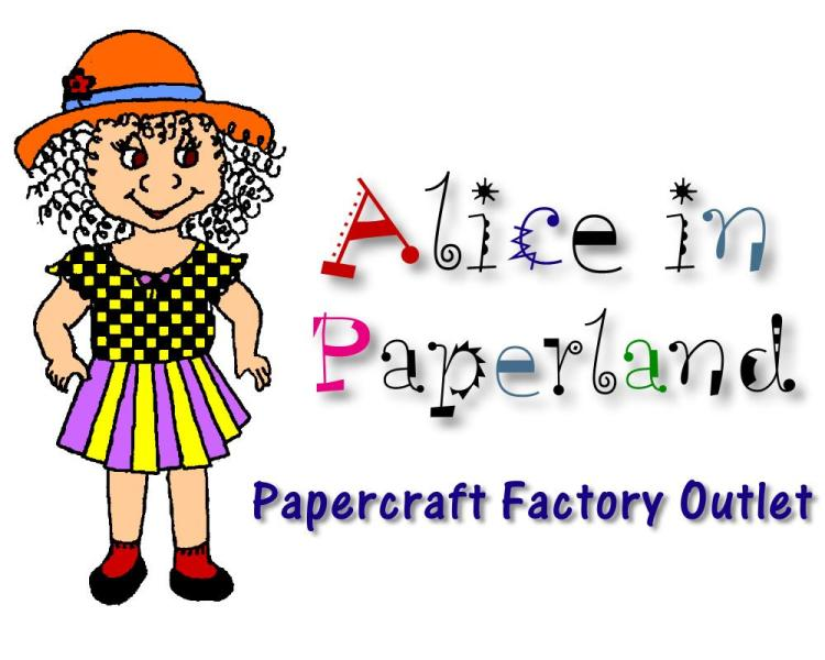 Alice in Paperland