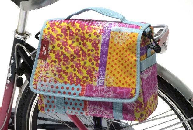 Schoudertas Als Fietstas : New looxs fietstassen fietsen
