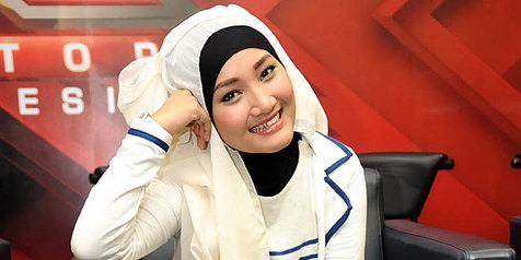 Hasil Grand Final X Factor Indonesia 24 Mei 2013 - Fatin Shidqia Lubis